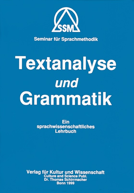 Textanalyse und Grammatik