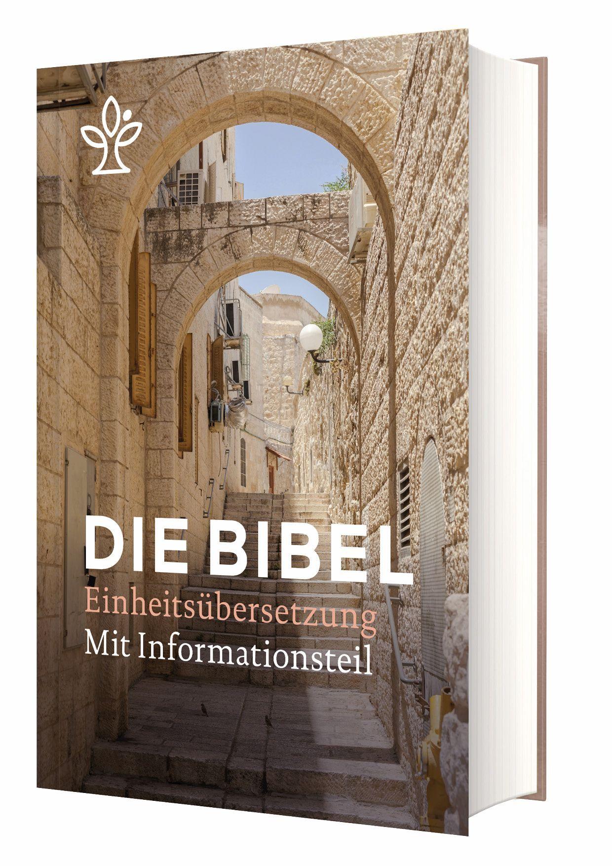 Die Bibel - Einheitsübersetzung mit Informationsteil