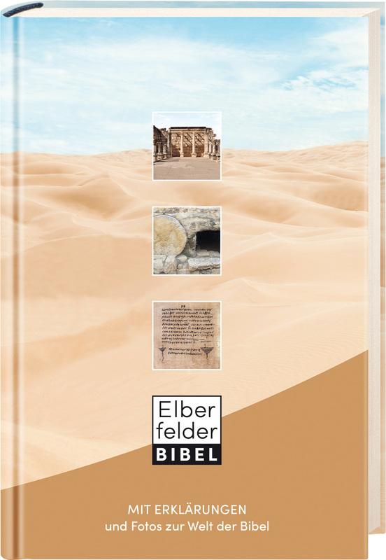 Elberfelder Bibel Sonderausgabe - mit Erklärungen