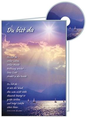 CD-Card: Du bist da - neutral