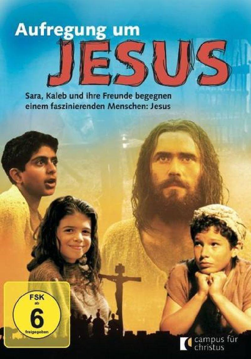 Aufregung um Jesus