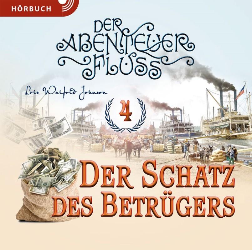 Der Schatz des Betrügers (4) - Hörbuch MP3