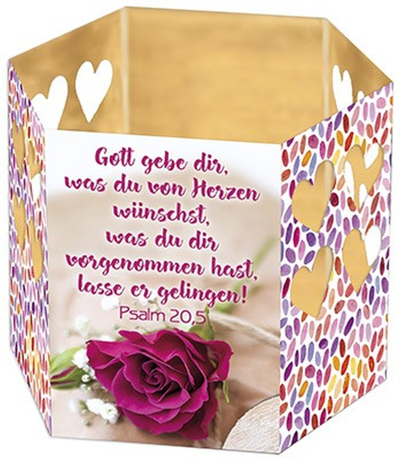 """Licht-Box """"Alles Gute zum Geburtstag"""""""