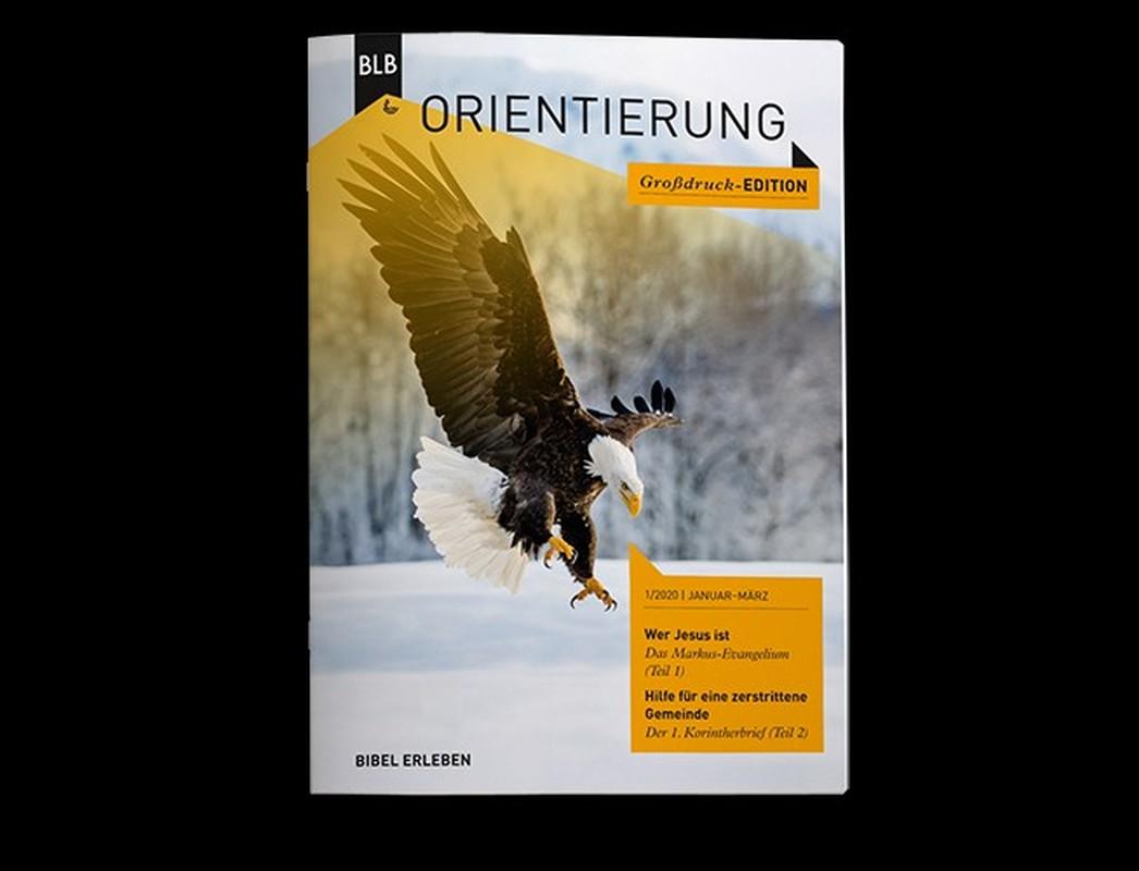 Orientierung Großdruck-Edition 1.Quartal 2022