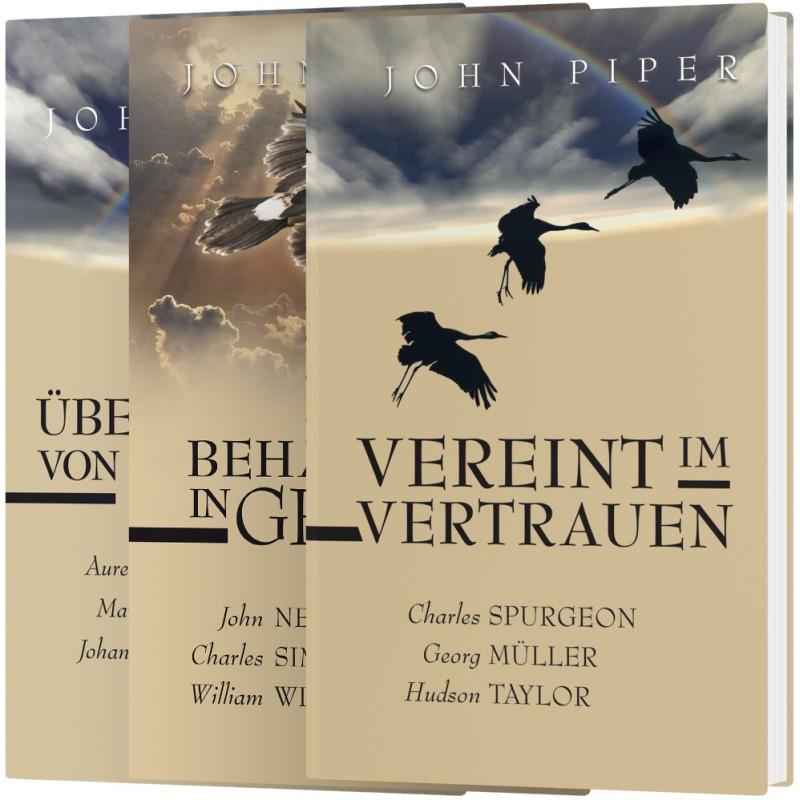"Buchpaket ""John Piper"" - 3 Bücher im Paket"