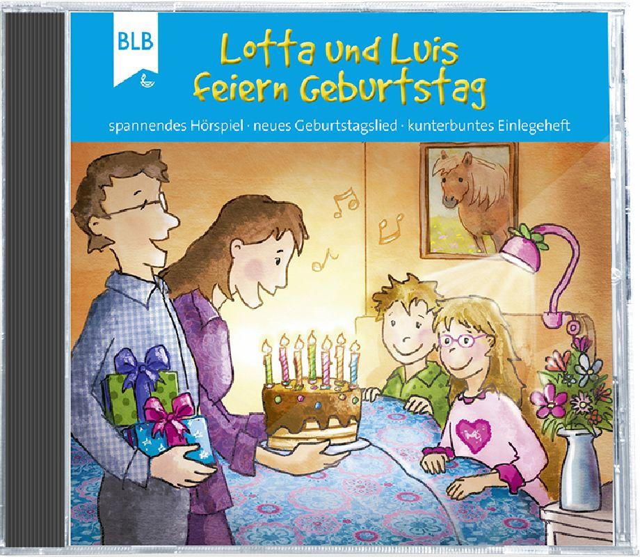 Lotta und Luis feiern Geburtstag