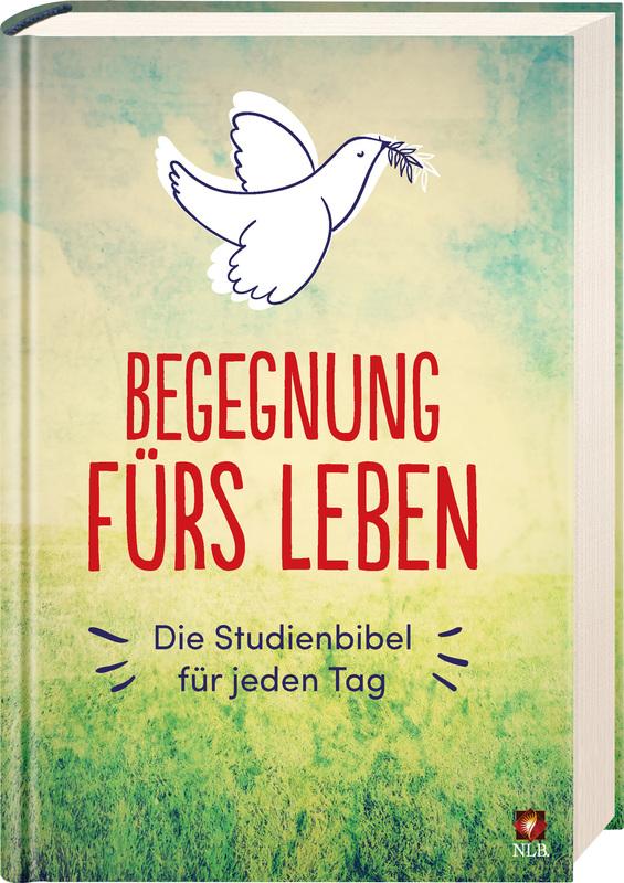 """Begegnung fürs Leben, Motiv """"Taube"""""""