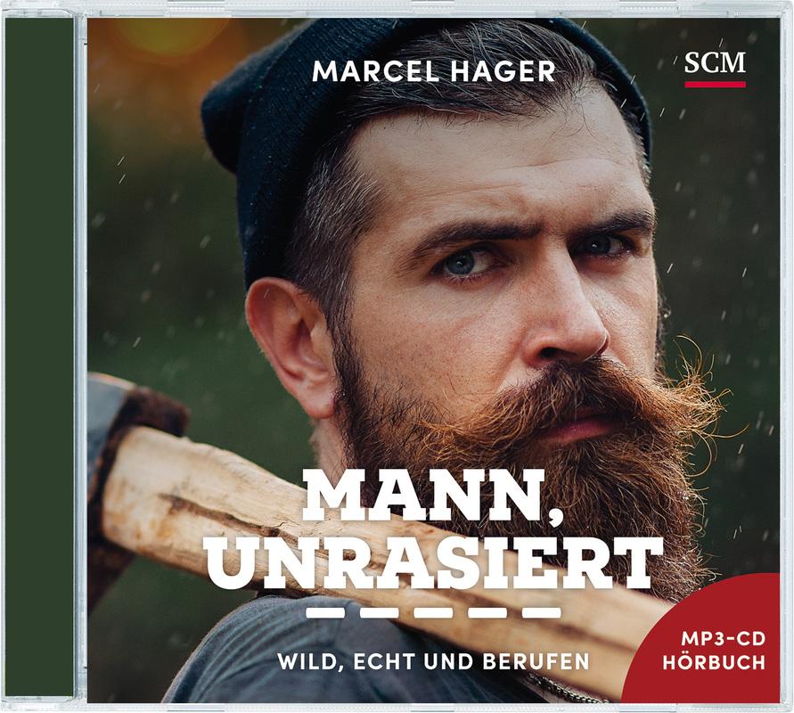 Mann, unrasiert - Hörbuch