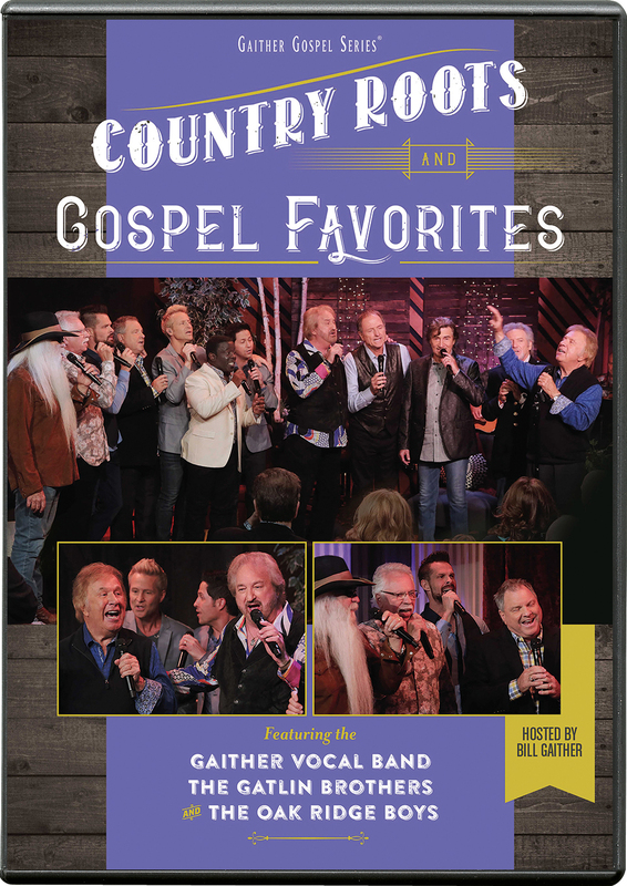 Country Roots and Gospel Favorites - DVD