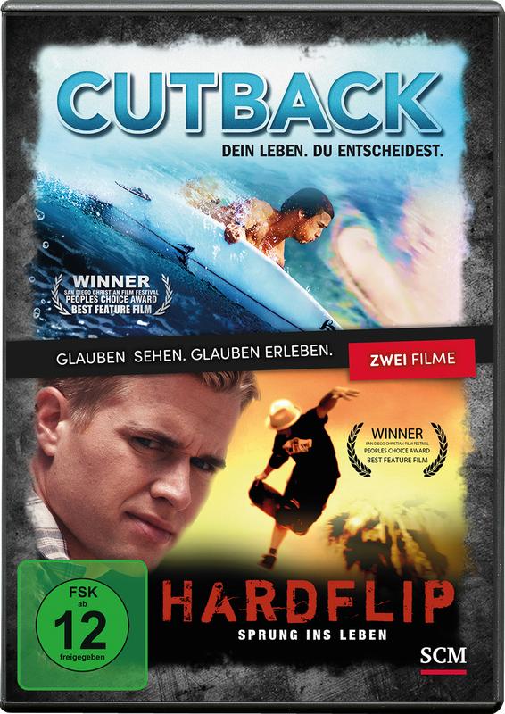 Cutback / Hardflip - Doppel-DVD