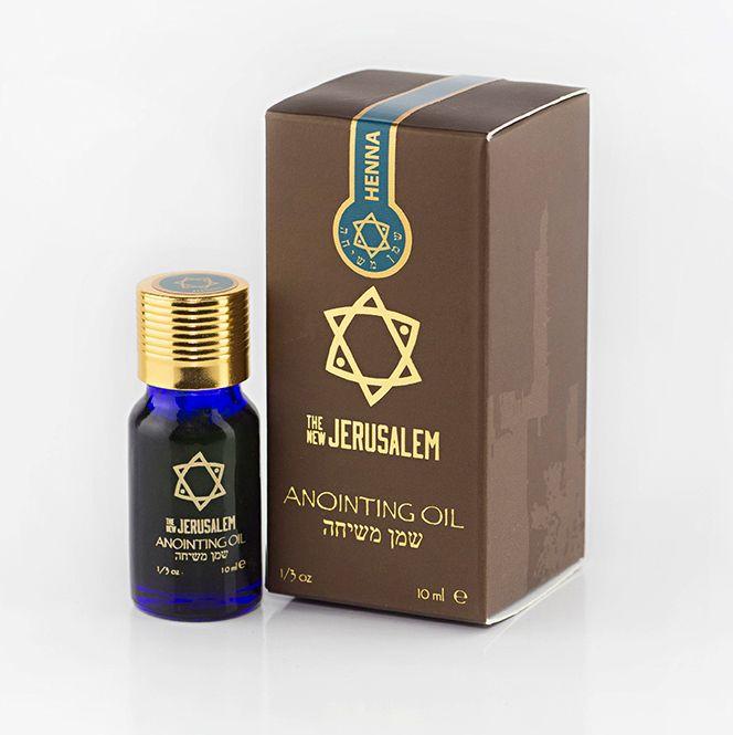 """Salböl """"Henna"""" - 10 ml"""