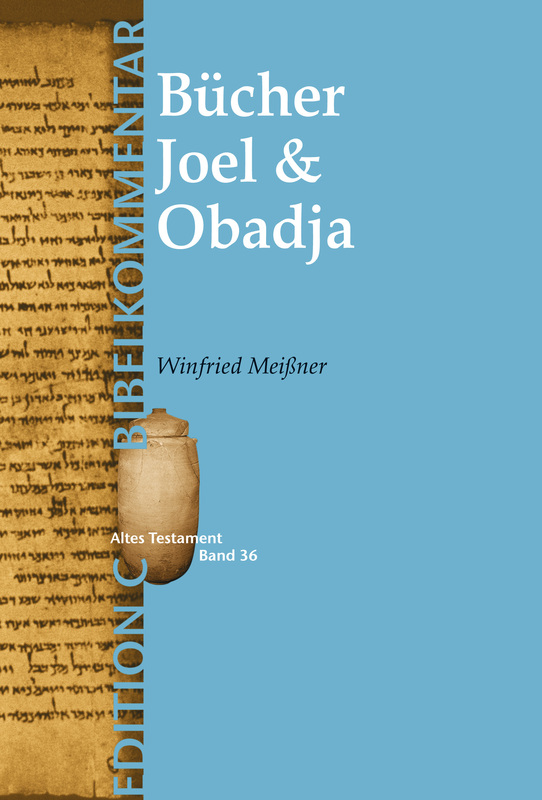 Joel & Obadja (Edition C/AT/Bd.36)