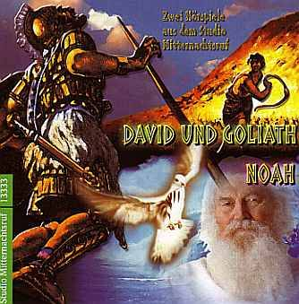 David und Goliath / Noah