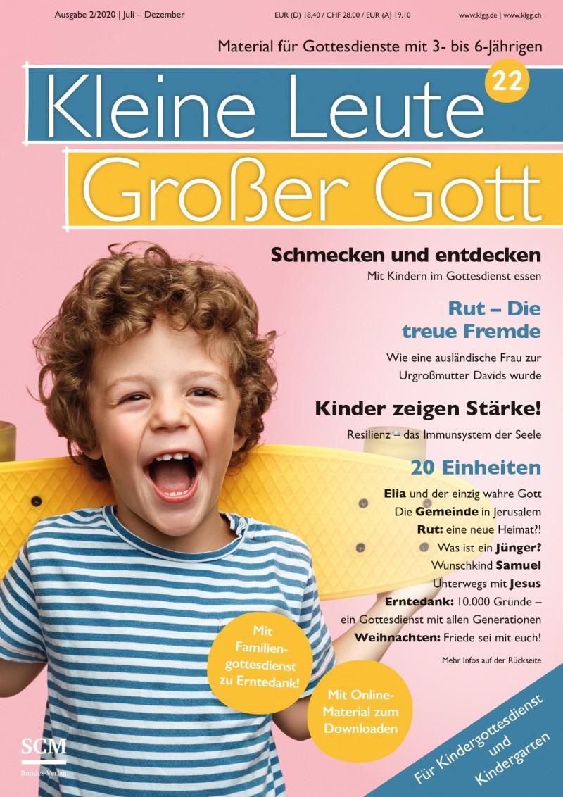 Kleine Leute - Großer Gott 02/2020