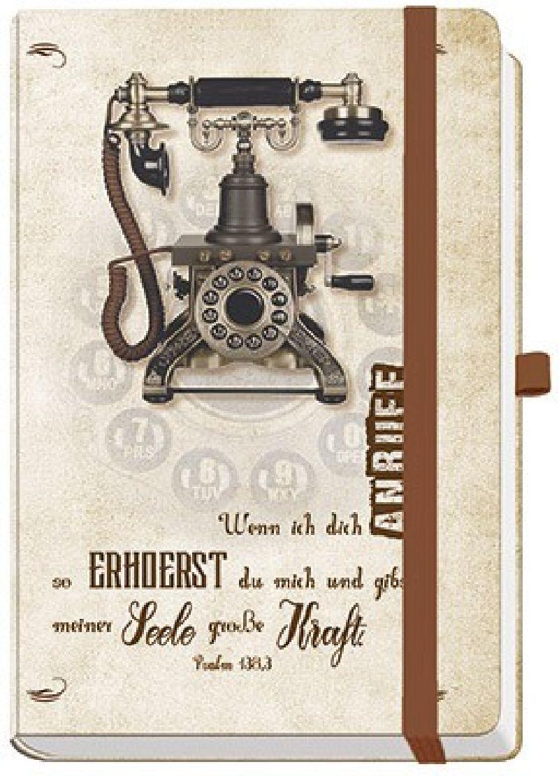 Notizbuch - Wenn ich dich anrufe