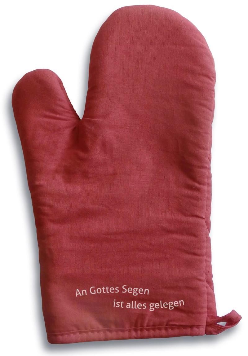 Küchen-Handschuh - rot
