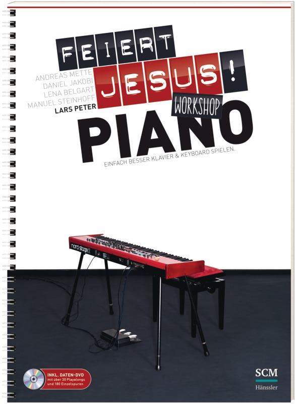 Feiert Jesus! Workshop Piano