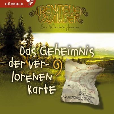 Das Geheimnis der verlorenen Karte - Hörbuch MP3 (9)