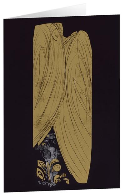 """Kunstkarten """"Engel des Trostes"""" - 5 St."""
