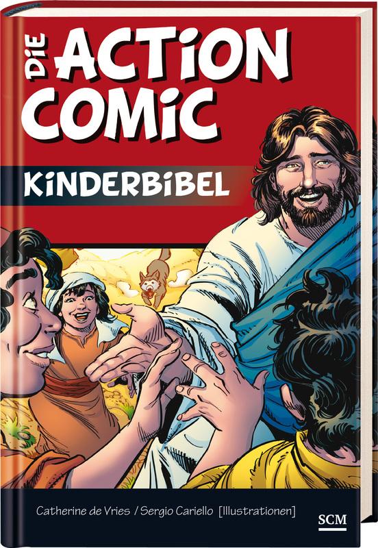 Die Action-Comic-Kinderbibel
