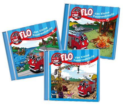 CD-Set: Flo 1-3