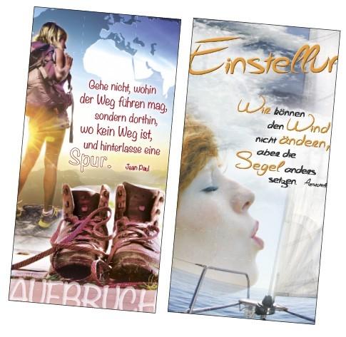 Postkarten-Paket für Jugendliche