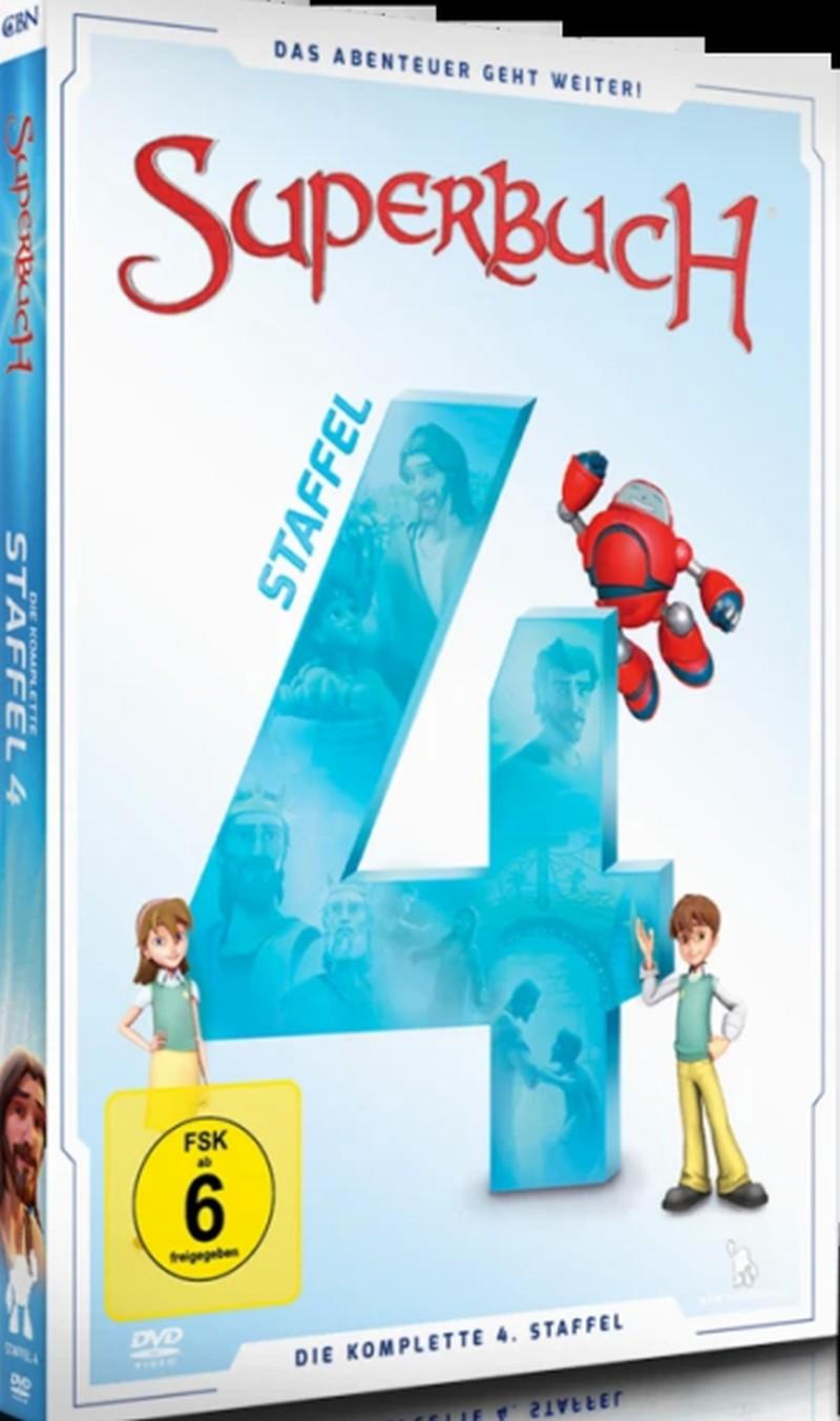 Superbuch Staffel 4