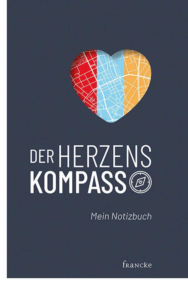 Der Herzenskompass - Notizbuch