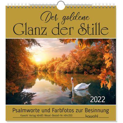 Der goldene Glanz der Stille 2022