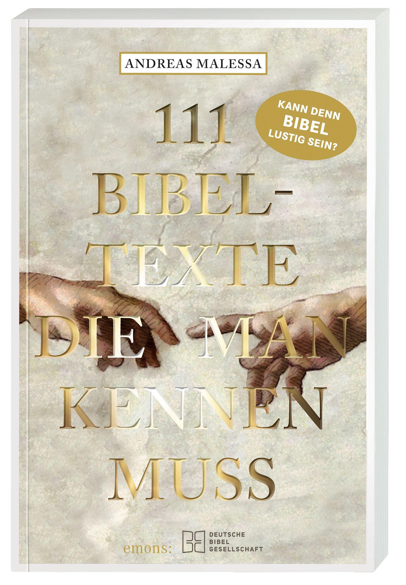 111 Bibeltexte die man kennen muss