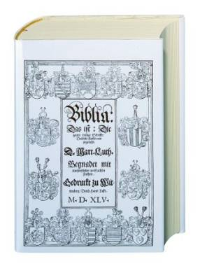 Biblia Germanica Luther 1545