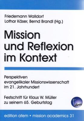 Mission und Reflexion im Kontext