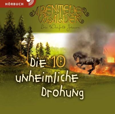 Die unheimliche Drohung - Hörbuch MP3 (10)