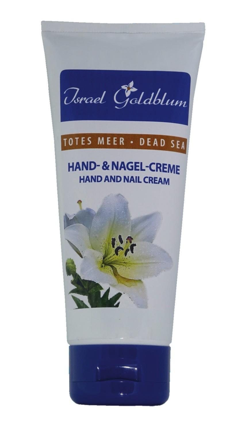 Hand- und Nagelcreme