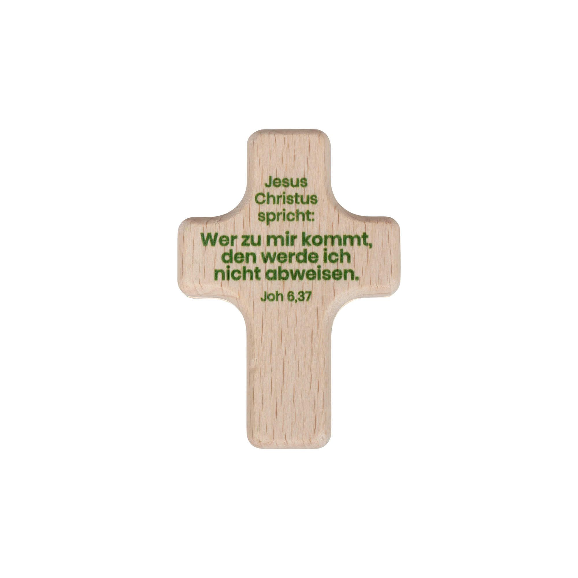Jahreslosung 2022 - Handschmeichler Kreuz