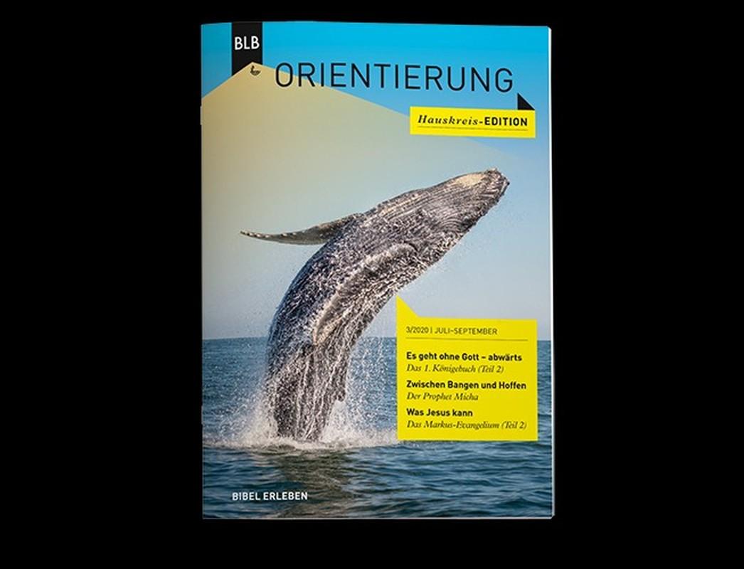 Orientierung Hauskreis Edition 3.Quartal 2021
