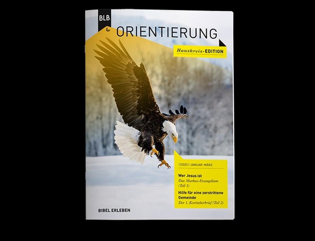 Orientierung Hauskreis Edition 1.Quartal 2022