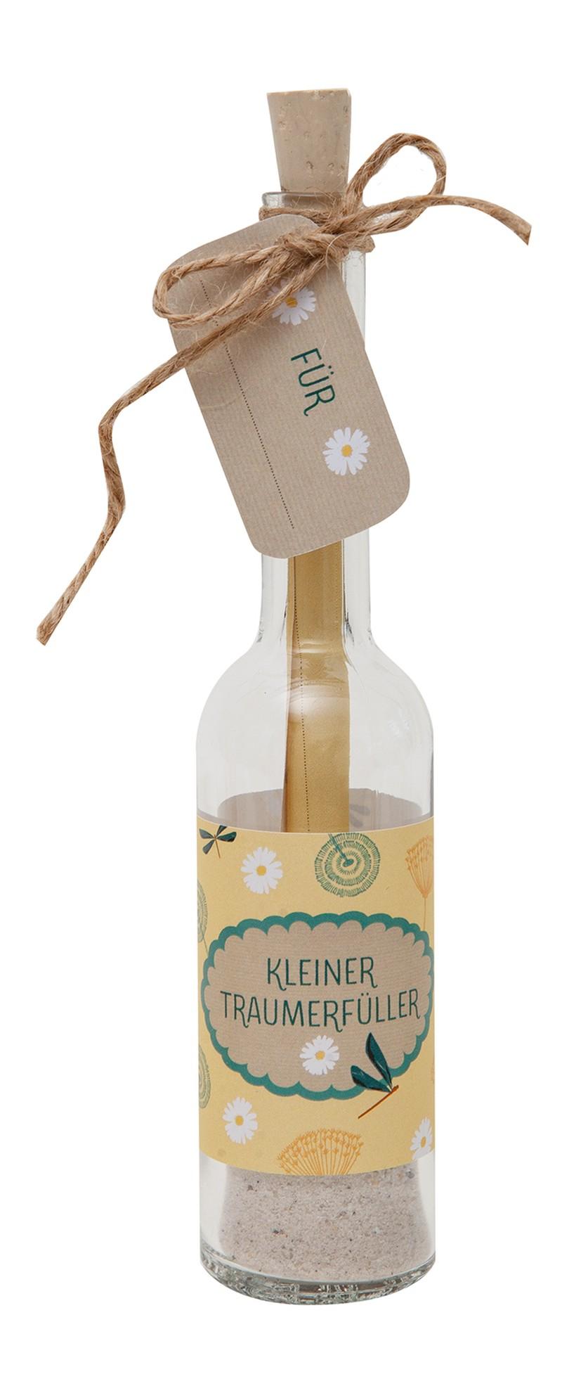 """Flaschengrüße - """"Kleiner Traumerfüller"""""""
