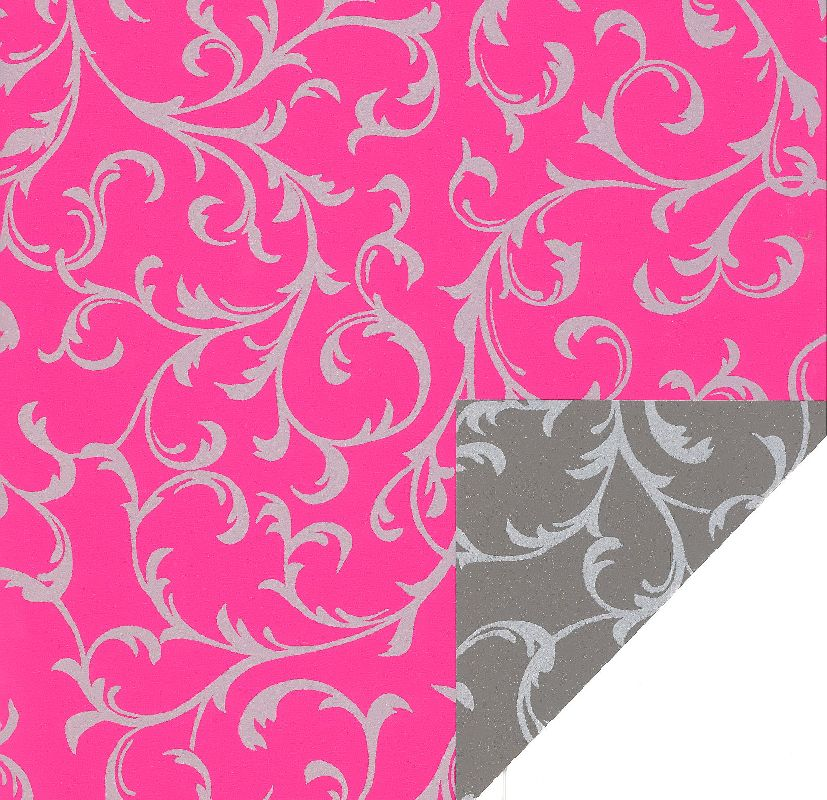 Secare Ornament Pink 34189 250m/30cm