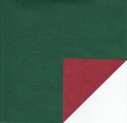 Secare Uni Reverse grün/rot 36150 250m/70cm