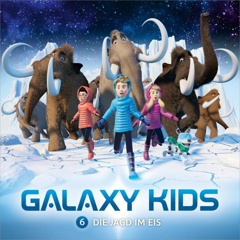 Galaxy Kids - Die Jagd im Eis (6)