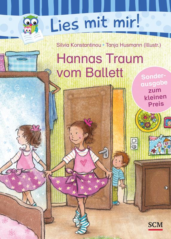 Hannas Traum vom Ballett