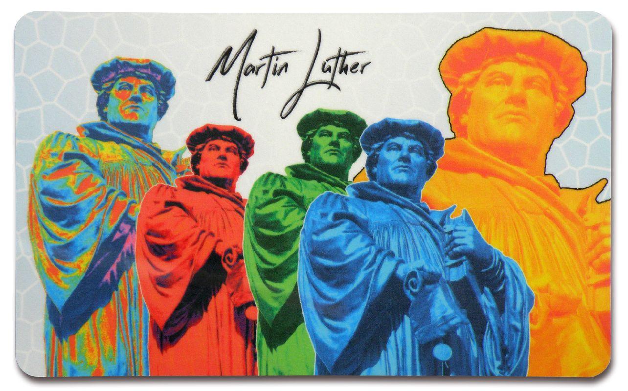 "Frühstücksbrettchen ""Martin Luther"""