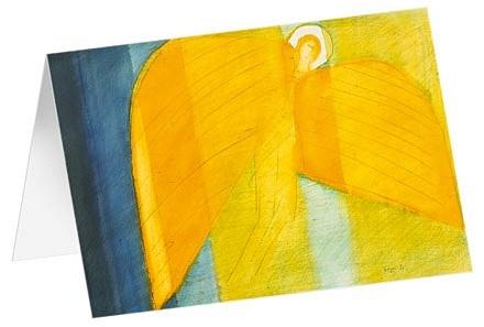 """Kunstkarten """"Cherub"""" 5 Stk."""