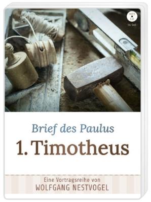 Brief des Paulus 1. Timotheus