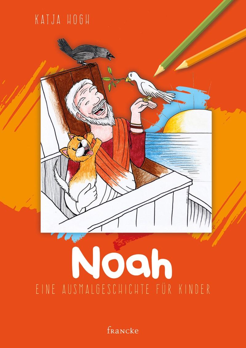 Noah- Malbuch