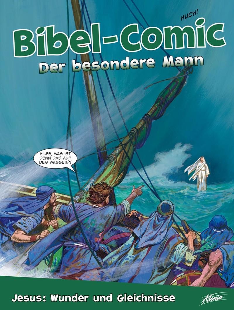 Bibel-Comic - Der besondere Mann