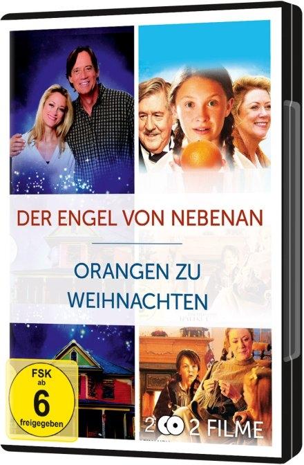 Orangen zu Weihnachten + Der Engel von Nebenan