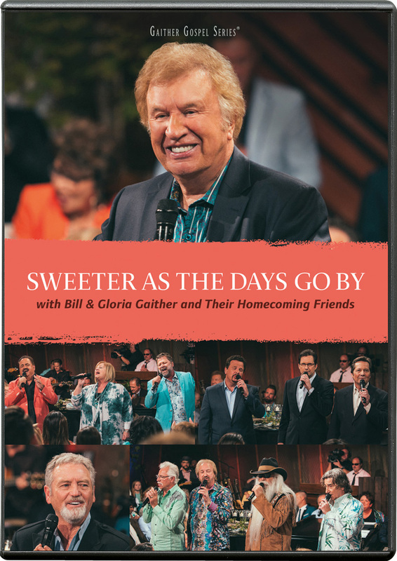 Sweeter As The Days Go By - DVD
