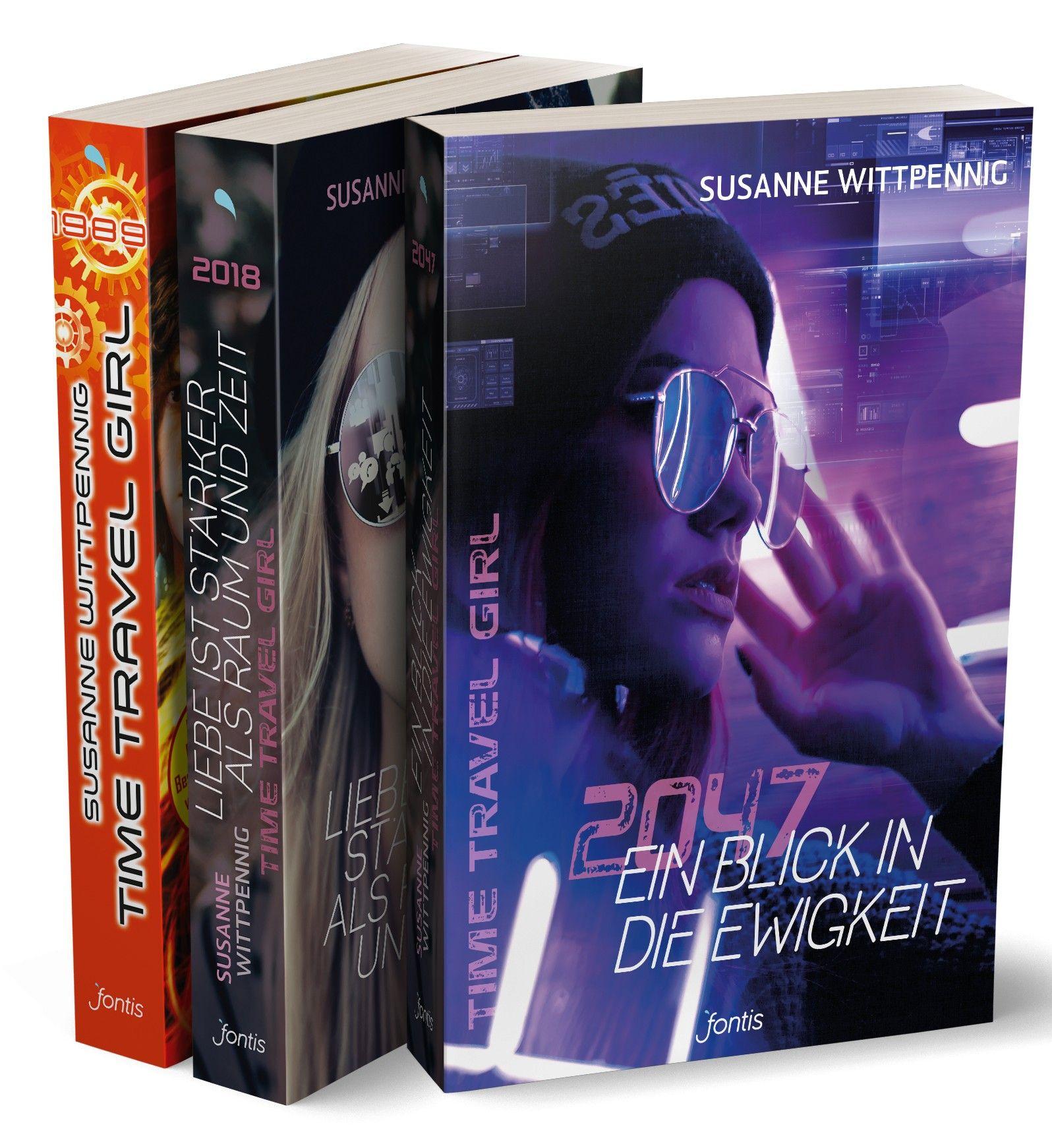 Time Travel Girl Set (Bd.1-3)